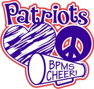 BPMS Cheer