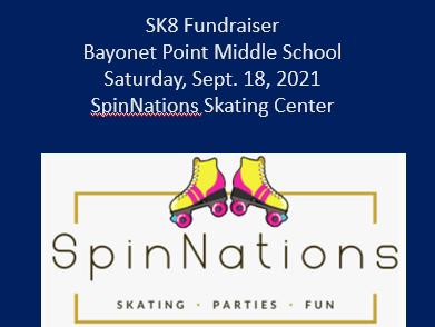 BPMS SK8 Fundraiser